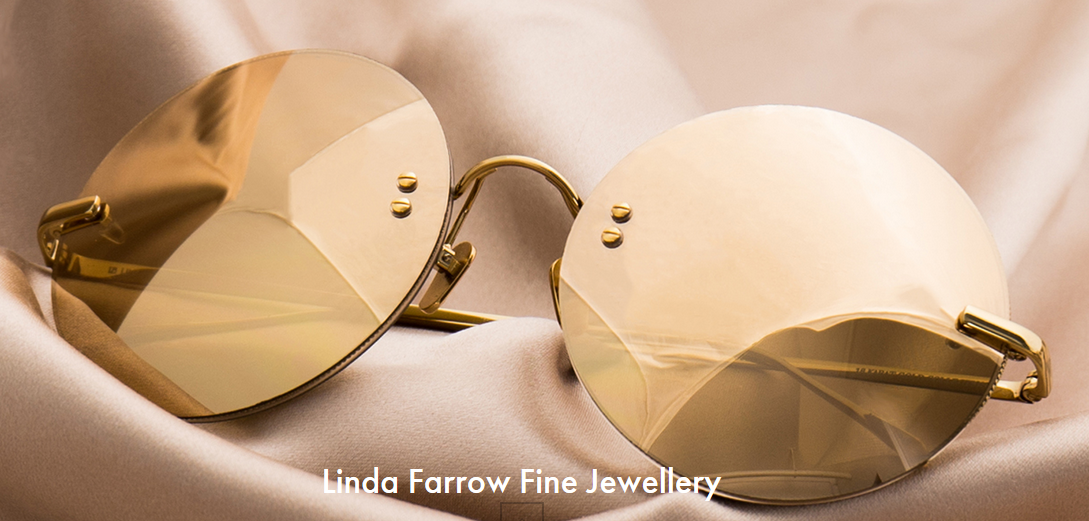 91d3238bdb04 Fine Eyewear and Eyecare offers the Linda Farrow eyewear collection in  addition to many other fine collections of eyewear. Our eye doctors also  provide ...